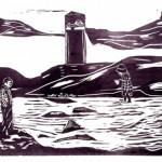 FULCHER, HEATHER Murky Water 6x4x300