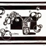 WEBER, KERI Untitled 7x5x300